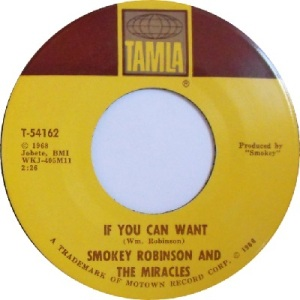 1968 - Miracles - 11 rb 3 uk 50