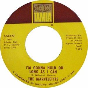 1969 - Marvelletes - 76