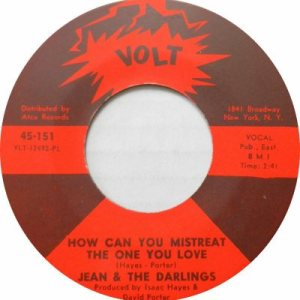 67 - darlings - how can you - 96