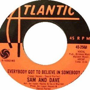 69 - Sam & Dave - 73