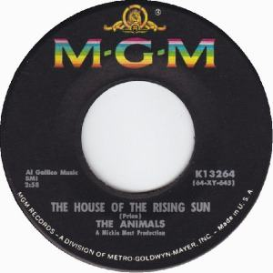 Animals - MGM 13264 - The House of the Rising Sun