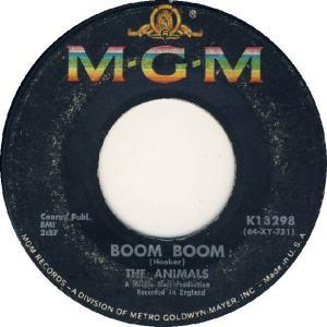 Animals - MGM 13298 - Boom Boom