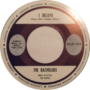 Bachelors - London 9672 - I Believe