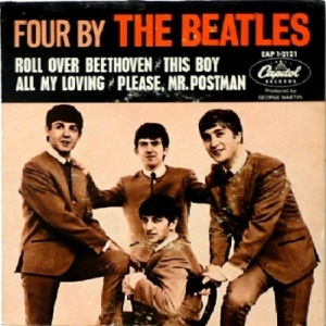 Beatles - Capitol 2121 PC- Four By the Beatles