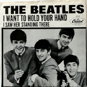 Beatles - Capitol 5112 PS - I Want to Hold Your Hand
