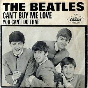 Beatles - Capitol 5150 PS - Can't Buy Me Love