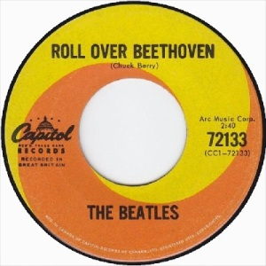 Beatles - Capitol 72133 - Roll Over Beethoven