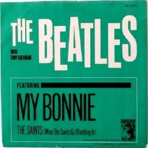 Beatles - MGM 13213 PS - My Bonnie