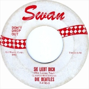 Beatles - Swan 4182 - Sie Liebt Dich