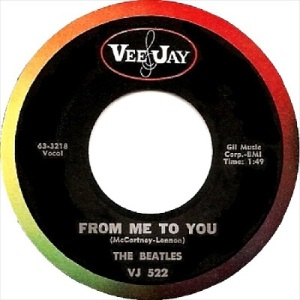 Beatles - Vee Jay 522 - From Me to You