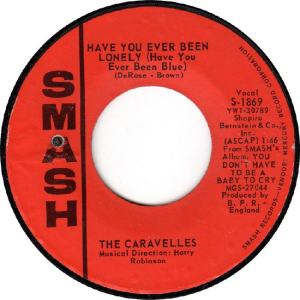 Caravelles - Smash 1869 - Have You Ever Been Lonely