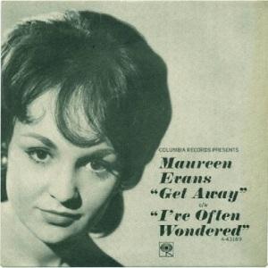 Evans, Maureen - Columbia 43189 - Get Away