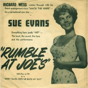 Evans, Sue - 20th Century 199 - Rumble at Joes