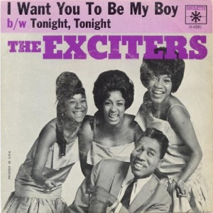 Exciters - Roulette 4591 - I Want You to Be