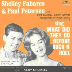 Fabares, Shelley & Petersen, Paul - Colpix 631 - Rock & Roll