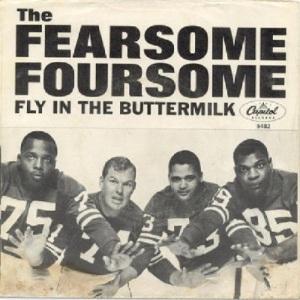 Fearsome Foursome - Capitol 5482 - Buttermilk