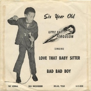 Ferguson, Little Gary - NC 5850 - Baby Sitter
