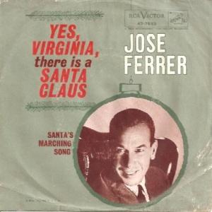 Ferrer, Jose - RCA 7823 - Yes Virginia