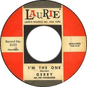 GERRY PACEMAKERS - I'M THE ONE