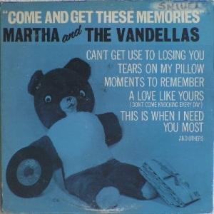 Gordy 902A - Martha & Vandellas
