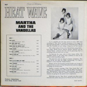 Gordy 907B - Martha & Vandellas