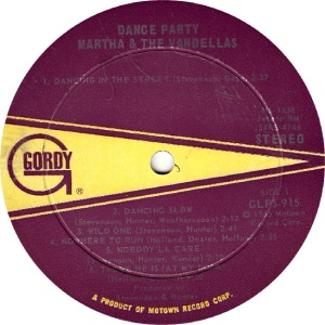 GORDY 915 - VANDELLAS R (1)