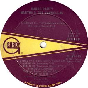 GORDY 915 - VANDELLAS R (2)