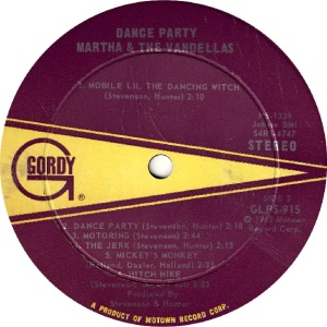 GORDY 915 - VANDELLAS R (2)