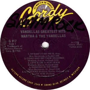 GORDY 917 - VANDELLAS R (1)
