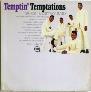 Gordy 918A - Temptations
