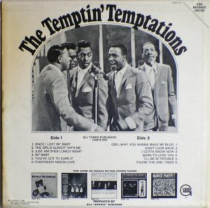 Gordy 918B - Temptations