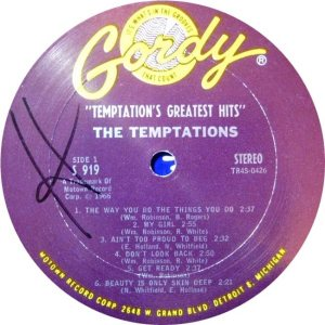GORDY 919 - TEMPS - A