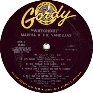 GORDY 920 - VANDELLAS - R (2)