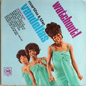 Gordy 920A - Marth & Vandellas