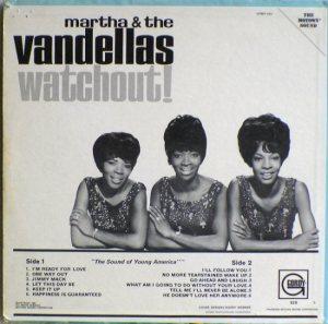 Gordy 920B - Marth & Vandellas