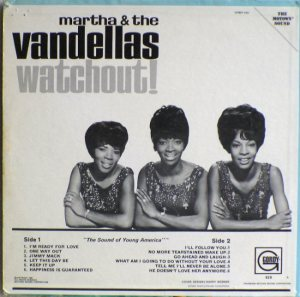 Gordy 920B - Marth & Vandellas