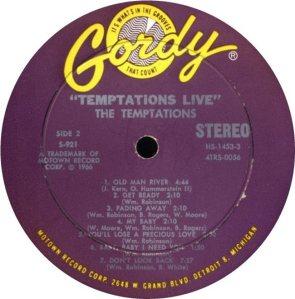 GORDY 921 - TEMPS B