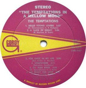 GORDY 924 - TEMPS A