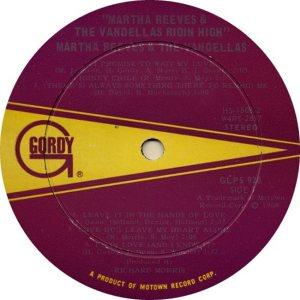 GORDY 926 - VANDELLAS A