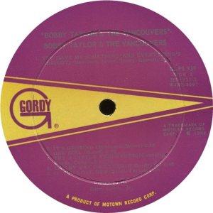 GORDY 930 - VANCOUVERS B