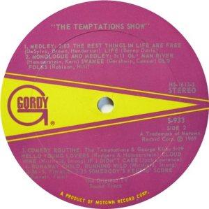 GORDY 933 - TEMPS B