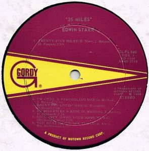 GORDY 940 - STARR A