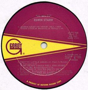 GORDY 940 - STARR B