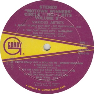 GORDY 950 - VARIOUS R