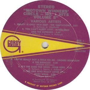 GORDY 950 - VARIOUS R