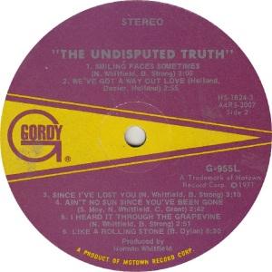 GORDY 955 - UND TRUTH R_0001