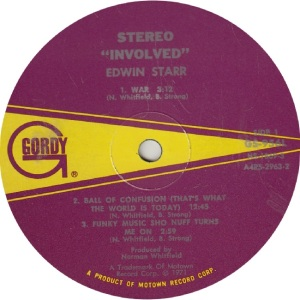 GORDY 956 - STARR E R