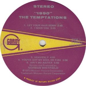 GORDY 966 - TEMPS - R