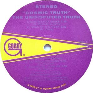 GORDY 970 - UND TRUTH E
