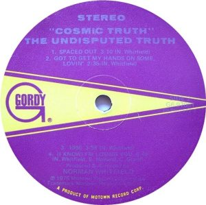 GORDY 970 - UND TRUTH F